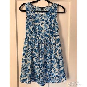 Floral Forever 21 dress